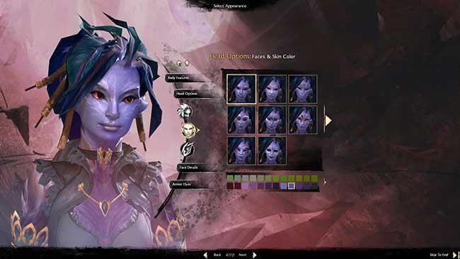 Sylvari Character Creation